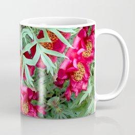 Peony Rose Florii Coffee Mug