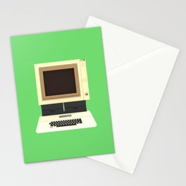 Apple II Stationery Cards
