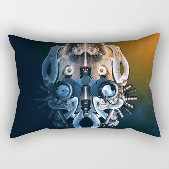 Optical Device Rectangular Pillow