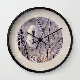 criss-cross Wall Clock