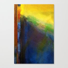 The Calling Digital Painting Canvas Print