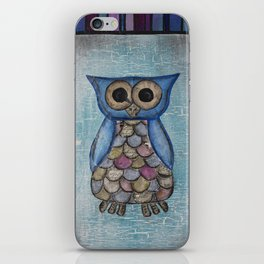 Owl Hoot iPhone Skin