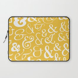 We Are Ampersands Laptop Sleeve