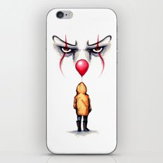 They All Float iPhone & iPod Skin