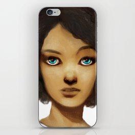 Salis iPhone Skin