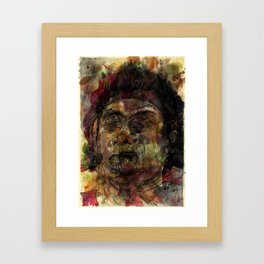 ADRALK01 Framed Art Print