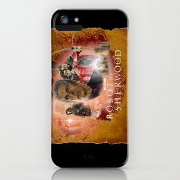 Doctor Who: Robot of Sherwood iPhone Case
