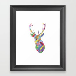 Dear, deer Framed Art Print