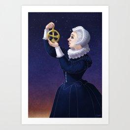 Sophia Brahe Art Print