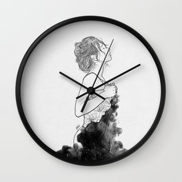 Deep ocean of secrets. Wall Clock