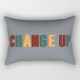 Change Up Rectangular Pillow