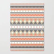 Navajo Pattern Canvas Print
