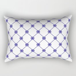 Folk pattern II Rectangular Pillow