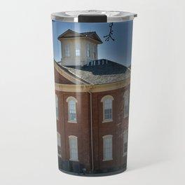 Cherokee Nation - Capitol in Tahlequah, No. 3 of 3 Travel Mug