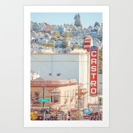The Castro - San Francisco Photography Art Print