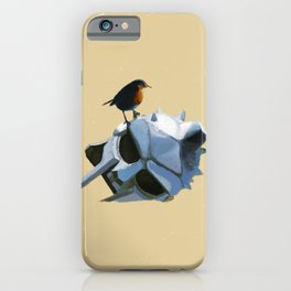 We are free iPhone Case