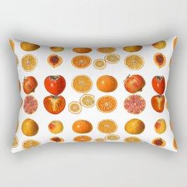 Fruit Attack Rectangular Pillow