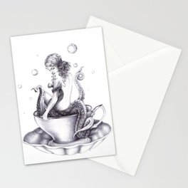 Tranquili-Tea  Stationery Cards