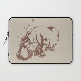 Hippo-Thesis Laptop Sleeve
