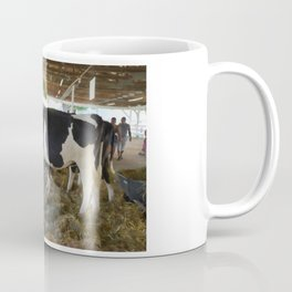 Black and white cow Coffee Mug