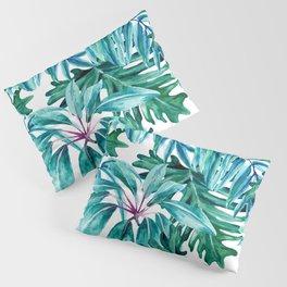 Tropical jungle II Pillow Sham