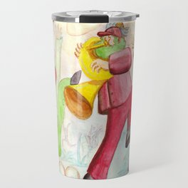 Sgt. Pepper of Lonely Hearts Travel Mug