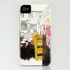 Tuesday Night Doors Slim Case iPhone (4, 4s)