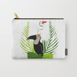 Proud toucan Carry-All Pouch