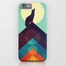 Howling Wild Wolf iPhone 6s Slim Case