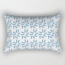 Another Minimal Pattern Rectangular Pillow