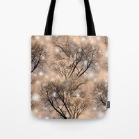 fairies Tote Bags featuring Fairies  by MinaSparklina