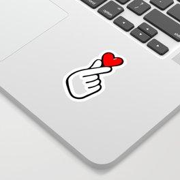 KPOP HEART LOVE Sticker