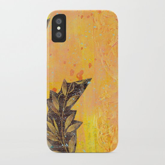 Autumn Air iPhone Case