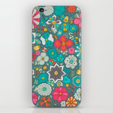 Chicles y caramelos iPhone & iPod Skin