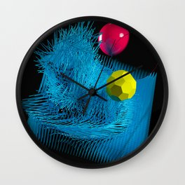 Árekstur Wall Clock