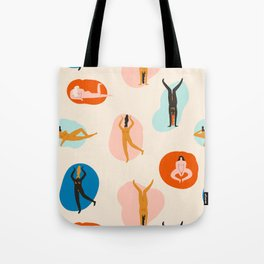 Hey, girls! Tote Bag