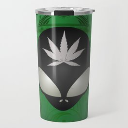 Here for the Herb Travel Mug