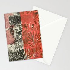 COLLAGE 11 Stationery Cards