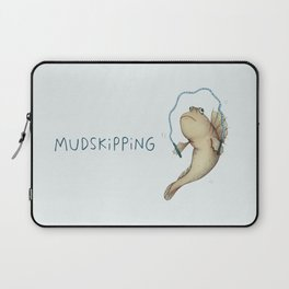 Mudskipping Laptop Sleeve