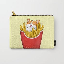 French Corgi Fries Carry-All Pouch