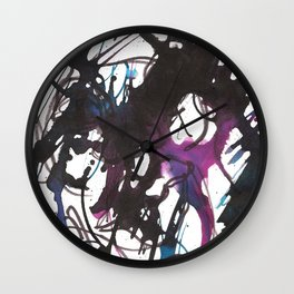 mistake Wall Clock