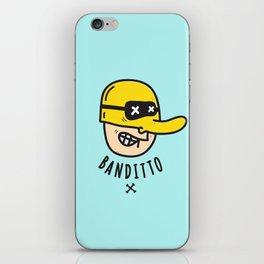 Banditto iPhone Skin