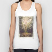 outdoor Tank Tops featuring The taller we are by HappyMelvin