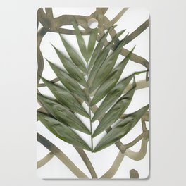 Botanicali Nr. 1 (I heard they love fun trees) Cutting Board