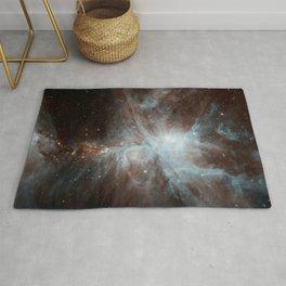Black Galaxy Rug