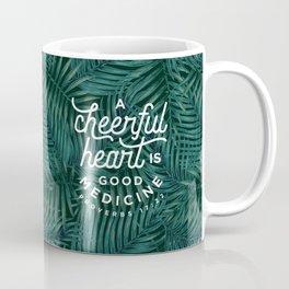 A Cheerful Heart Coffee Mug