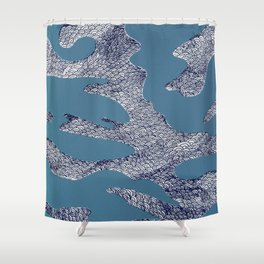 Change In The Weather Shower Curtain