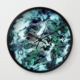 Iced water Wall Clock