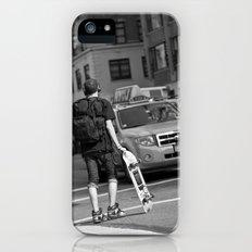 Skate iPhone (5, 5s) Slim Case