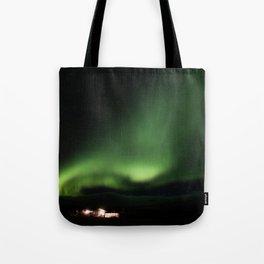 aurora borealis - 7 Tote Bag